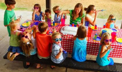 Planning Ideas for Your Child's Party